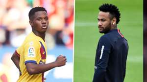 Fati, bloody hell! Barcelona should ignore Neymar and trust in La Masia