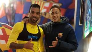 Michel Neymar Las Palmas Barcelona 2016