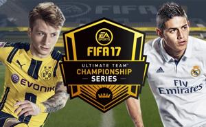 FIFA 17 SERIES MADRID