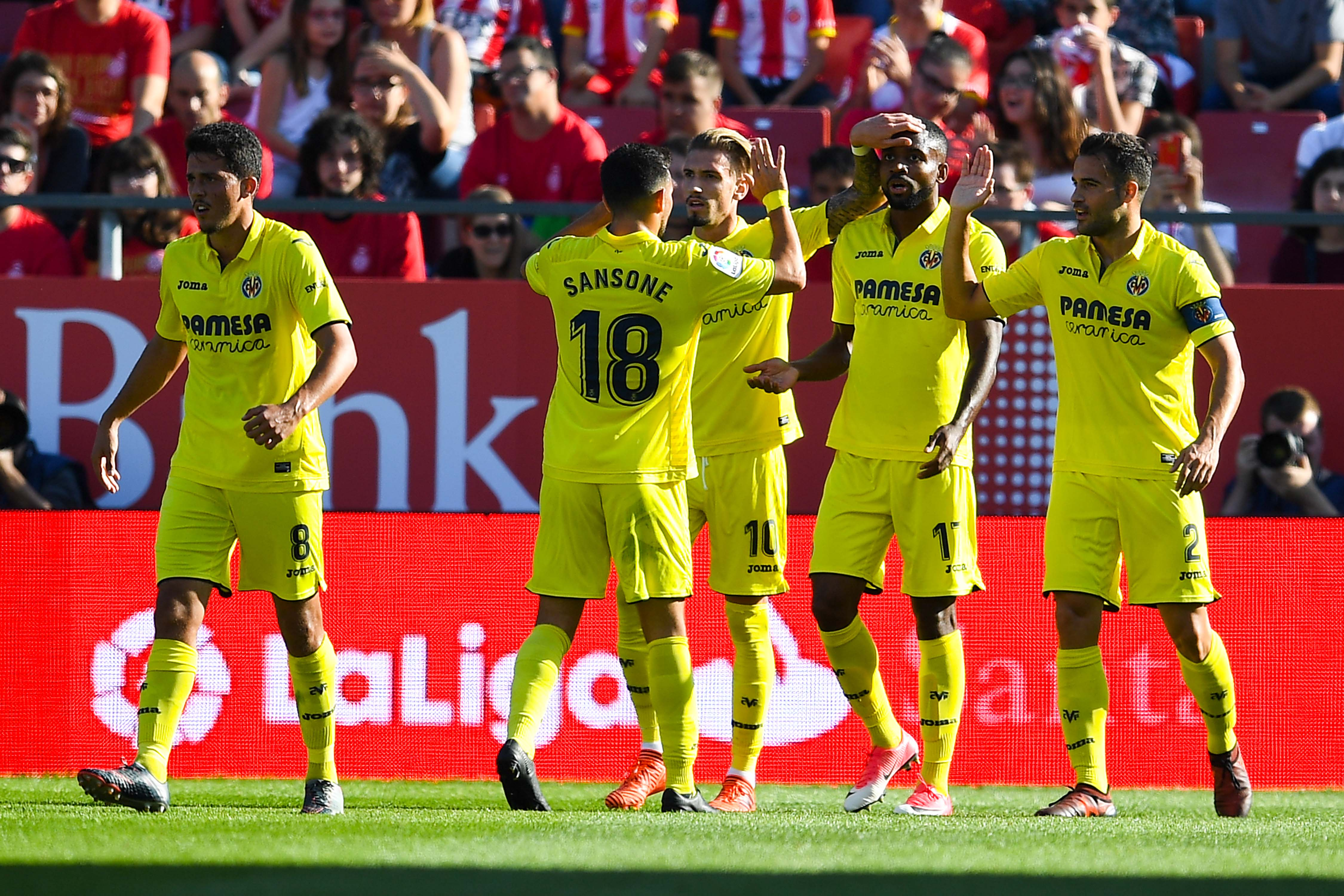 Girona Villarreal LaLiga
