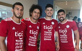 Paraguay Durban (Paraguay) 15-11-18