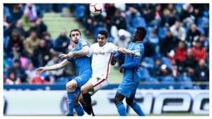 Ben Yedder Getafe Sevilla LaLiga