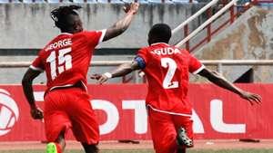 Godwin Aguda- Ifeanyi George-Enugu Rangers.