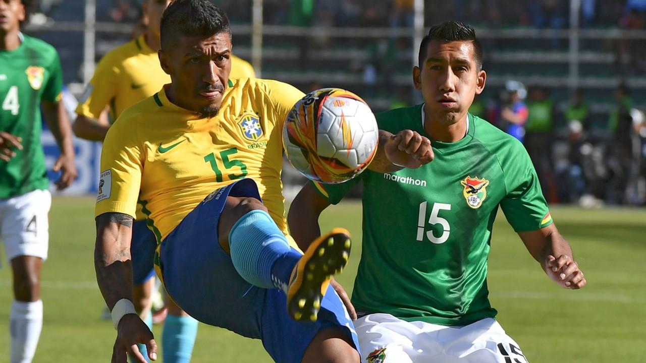 Paulinho I Brasil Bolívia I 05 10 17