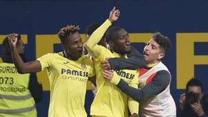Villarreal celebrate 2018-19