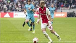 Hakim Ziyech, Ajax - Feyenoord, Eredivisie 04022017