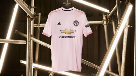 4cf22af0c Camisetas 2018 19  Manchester United