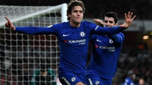 Marcos Alonso Chelsea 03012018