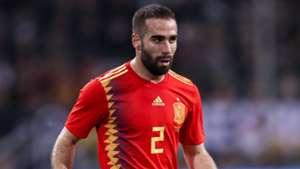 Dani Carvajal Spanien 23032018