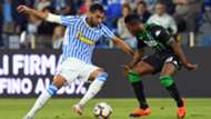 Mohamed Fares Claud Adjapong SPAL Sassuolo