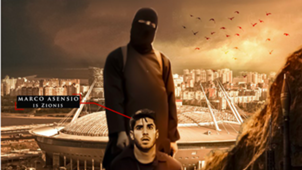 Marco Asensio Isis