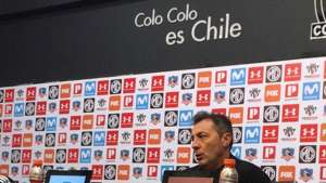 250818 Frank Darío Kudelka Colo Colo Universidad de Chile