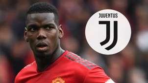 Paul Pogba Man Utd Juventus