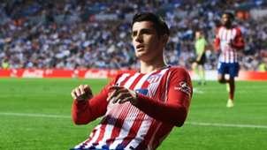 Alvaro Morata Atletico Madrid Real Sociedad
