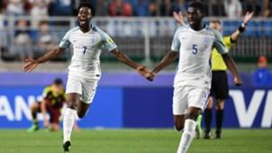 U20 Worldcup, England Venezuela, 11062017
