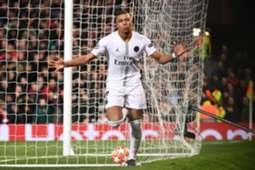 Kylian Mbappé - Manchester United-PSG