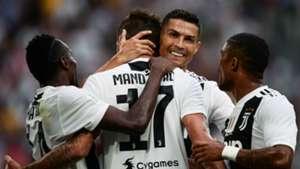 Mario Mandzukic Juventus Lazio