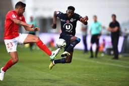 Nîmes-Reims Ligue 2