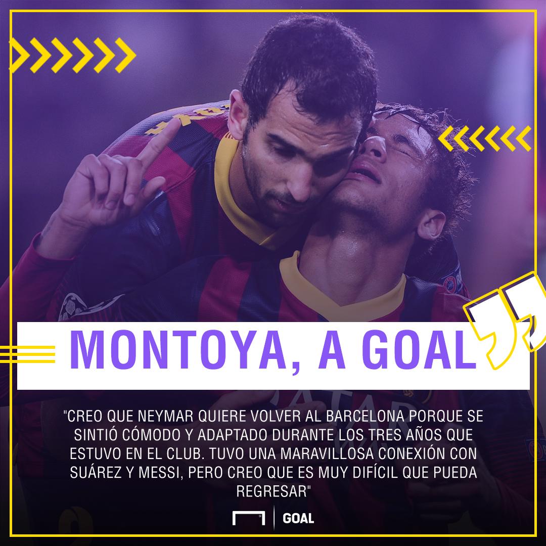 Goal Montoya