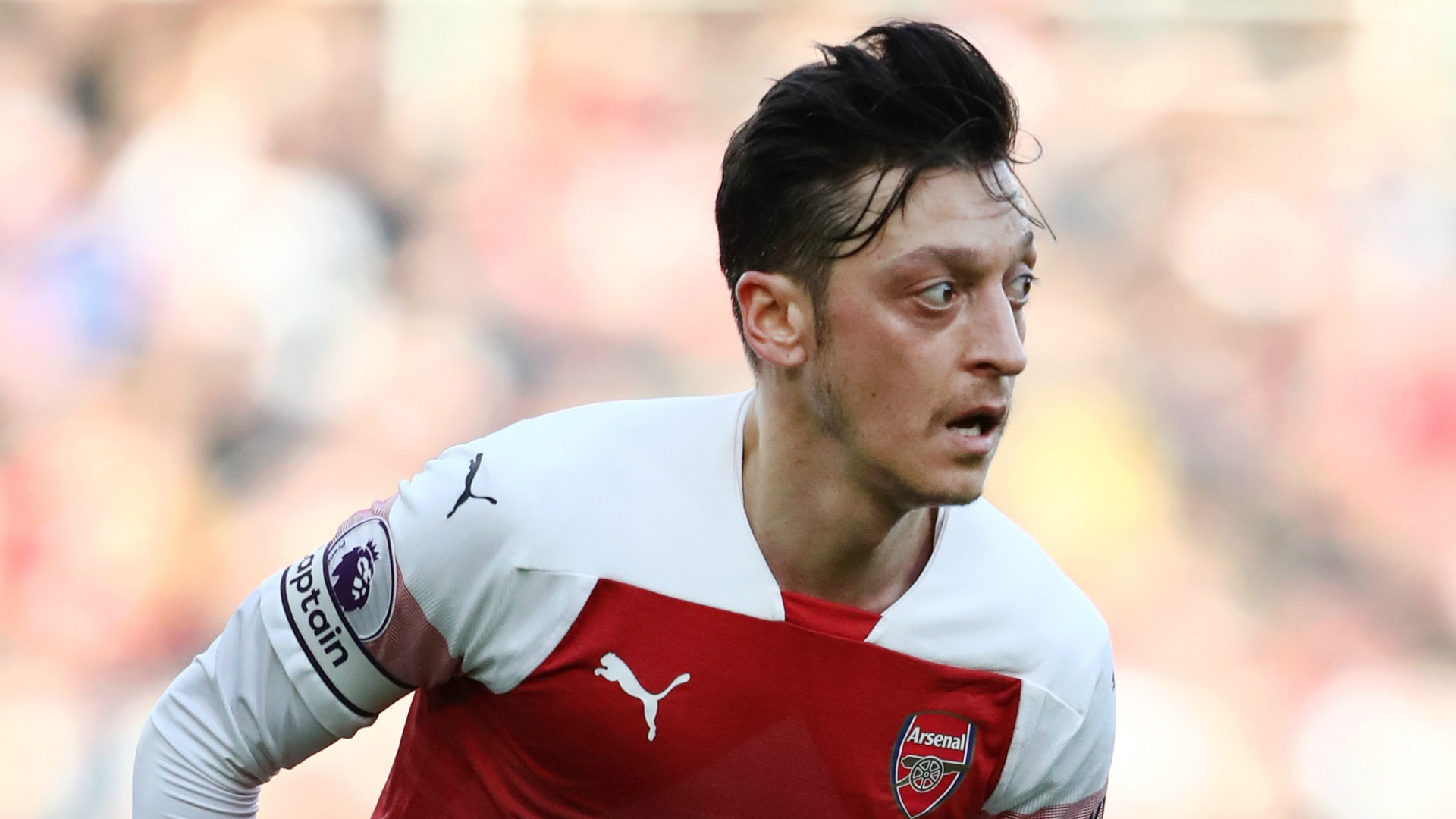 Mesut Ozil Arsenal 2018