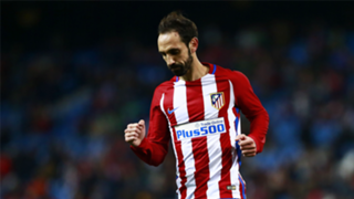 Juanfran Atletico Madrid 2017-18