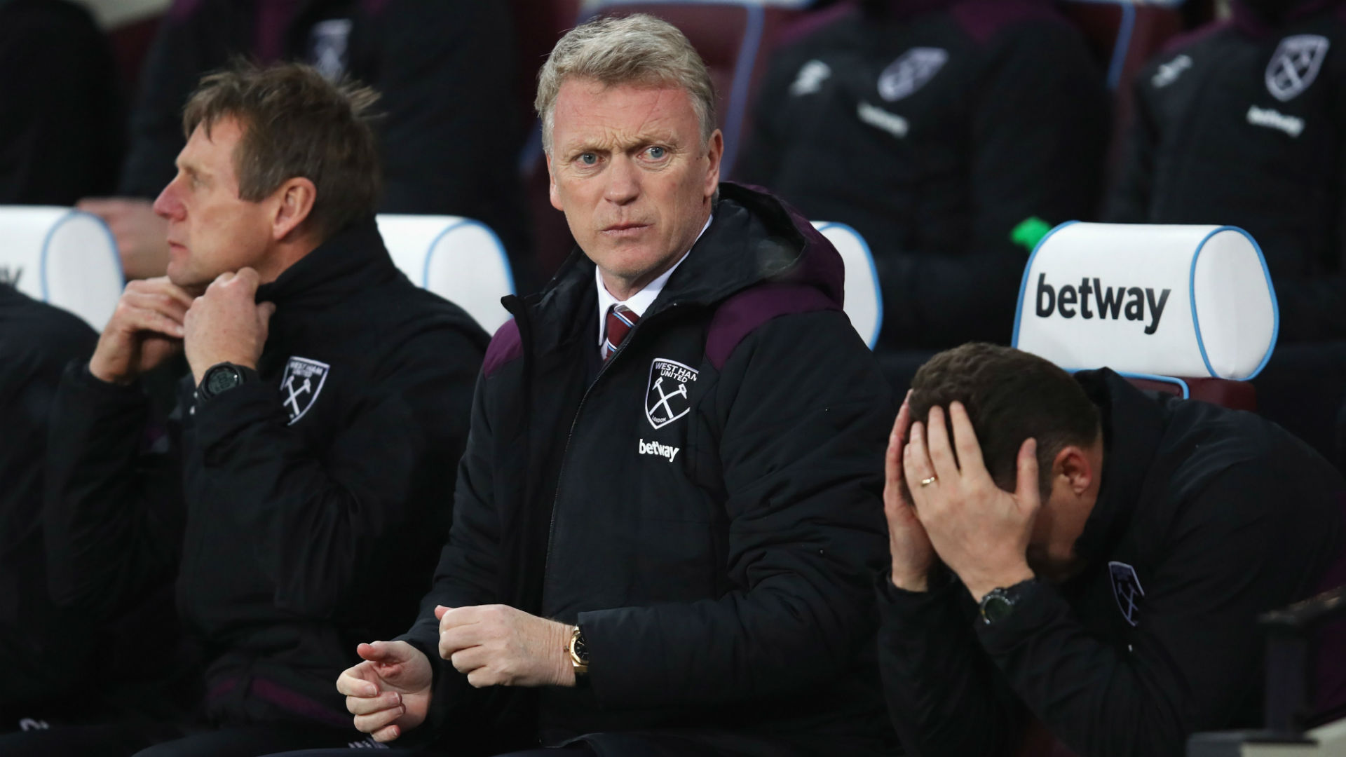 David Moyes West Ham Leicester