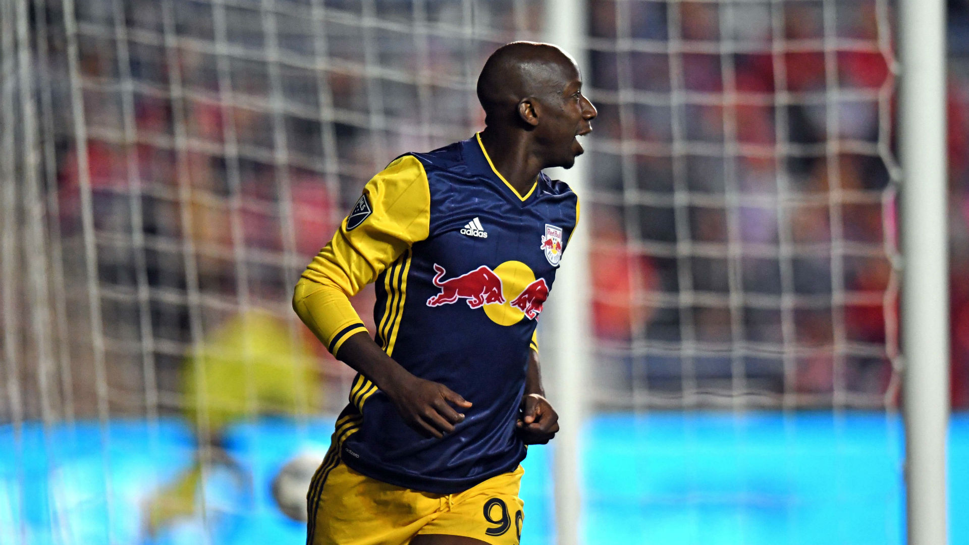 Bradley Wright-Phillips New York Red Bulls MLS playoffs