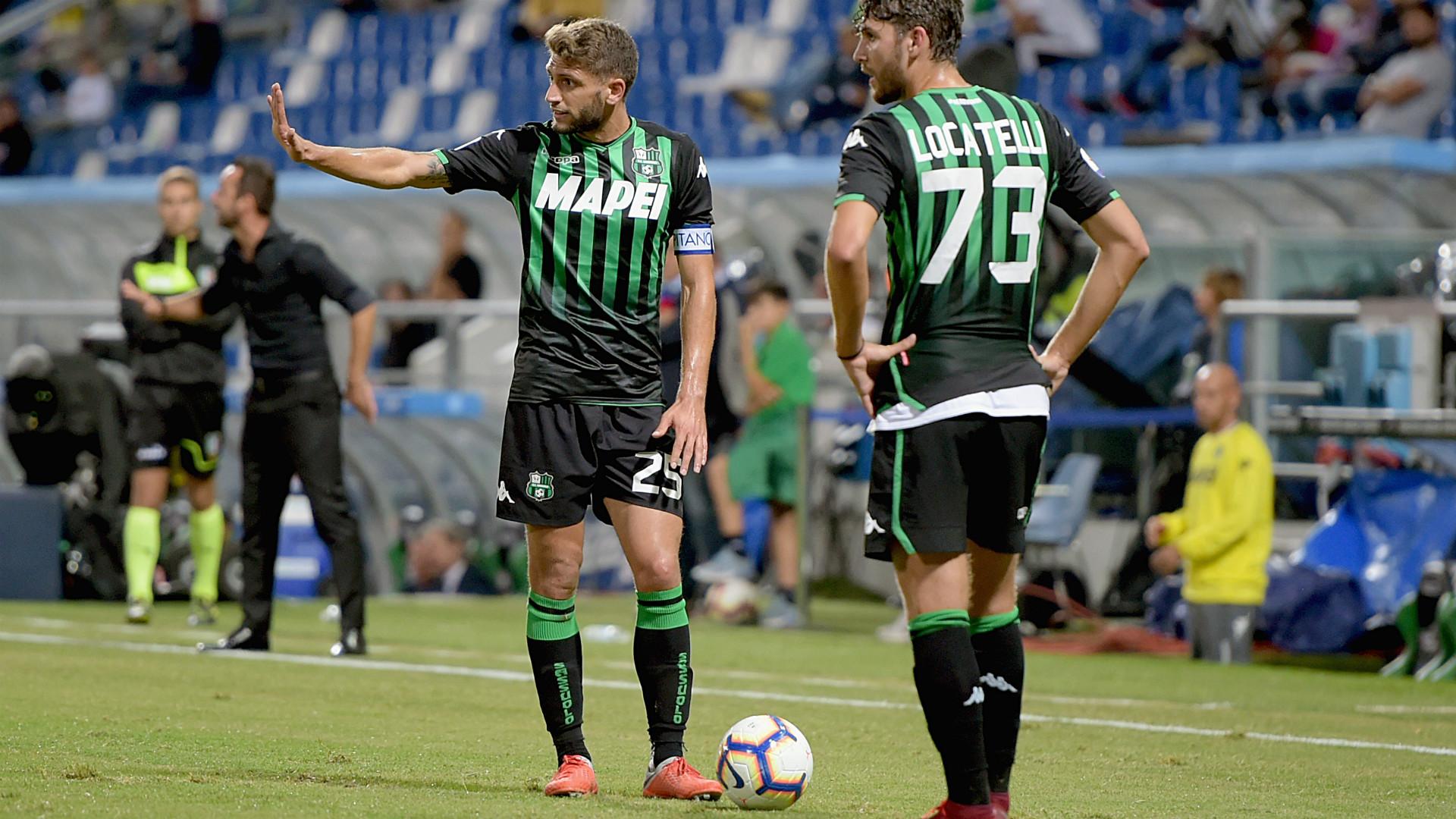Sassuolo Gegen Juventus