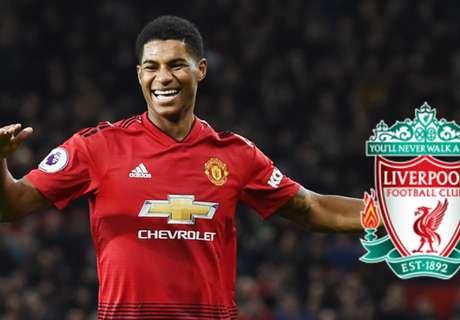 Rashford: Joining Liverpool was never an option