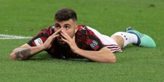 Milan Benevento 04/21/2018