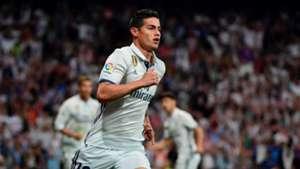 James Rodriguez Real Madrid Barcelona LaLiga 23042017