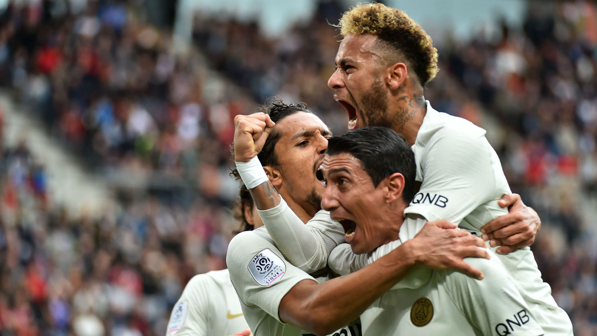 Neymar shines in Paris with stunning hat-trick