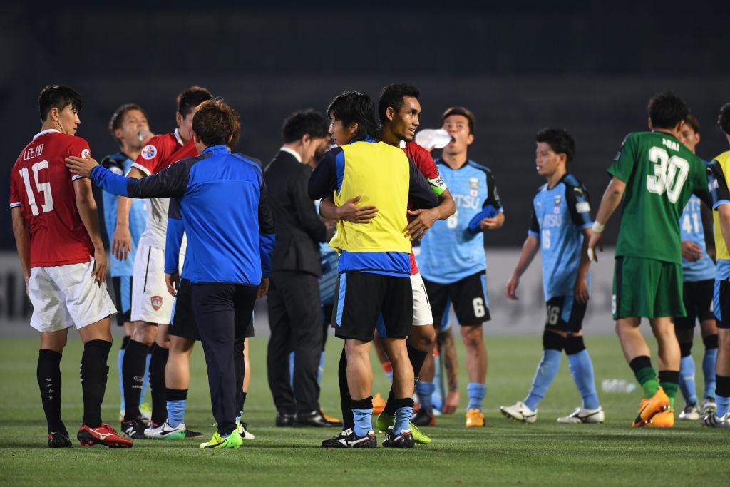 Kawasaki Frontale - Muang Thong United