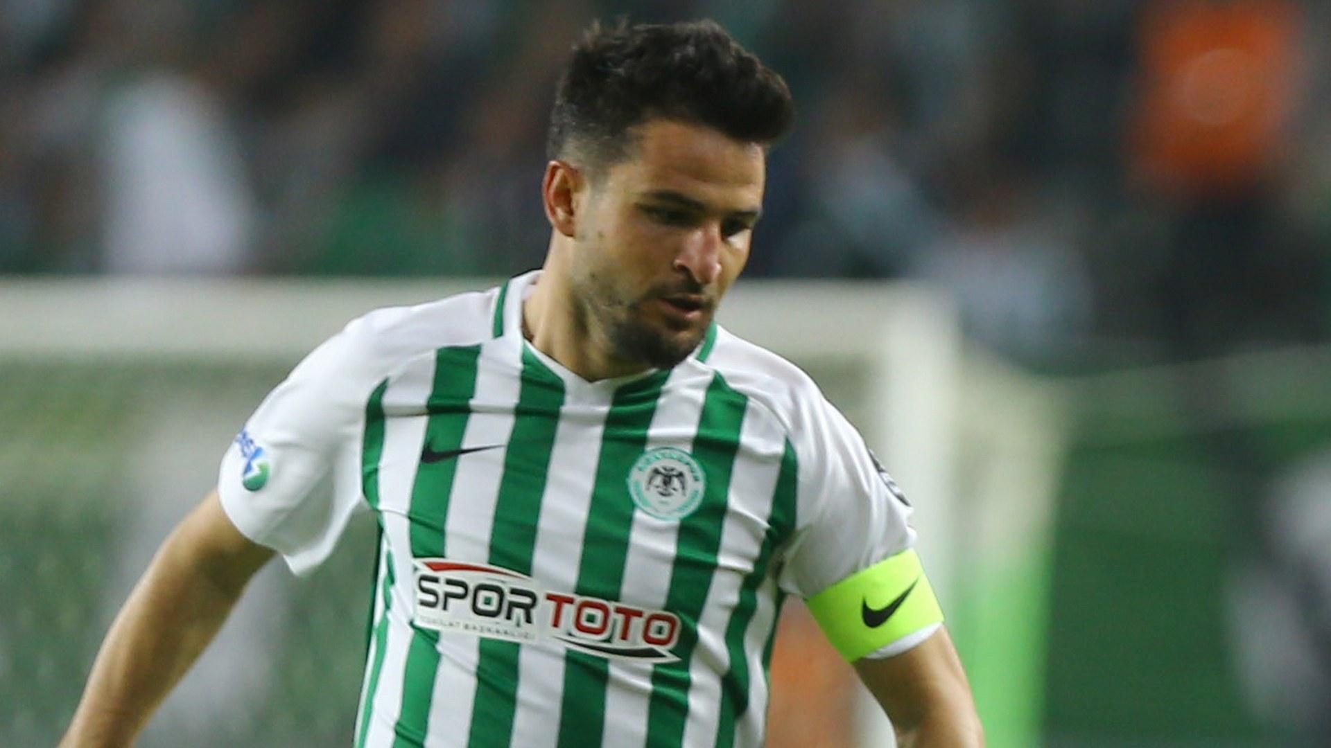 Omer Ali Sahiner Konyaspor