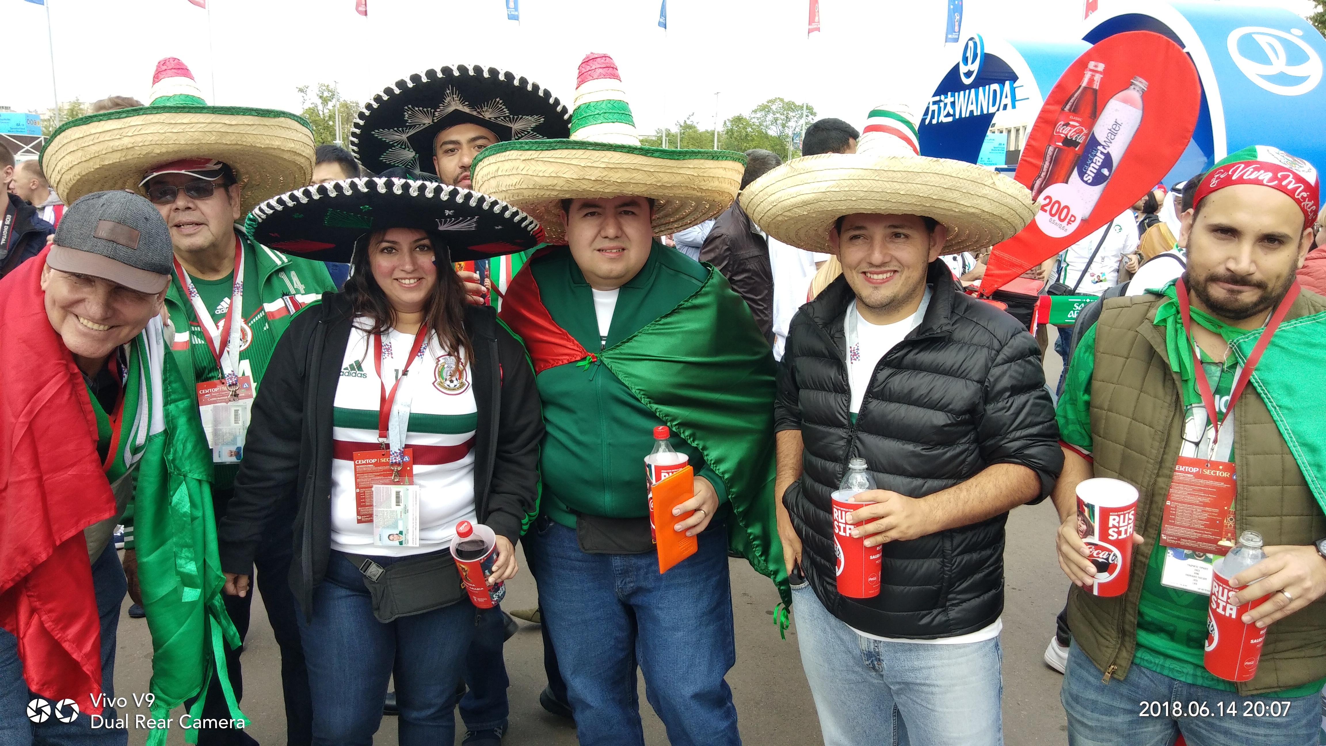 Fans Meksiko
