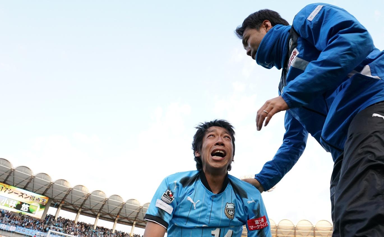 Kengo Nakamura - Kawasaki Frontale - J.League