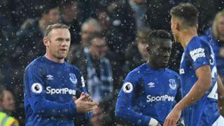 Wayne Rooney Liverpool Everton