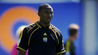 Jeff Cunningham Columbus Crew MLS 1999