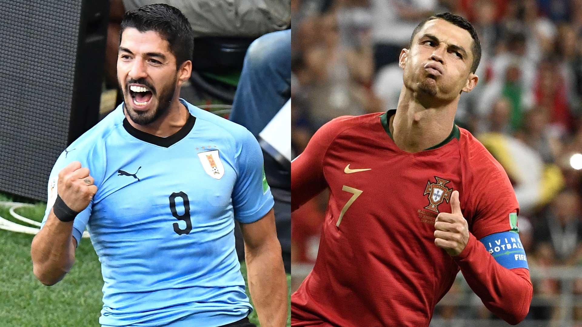 Russia 2018: Cavani manda a casa Cristiano Ronaldo, Uruguay ai quarti