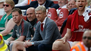 Arsene Wenger, Arsenal, Premier League 04222018