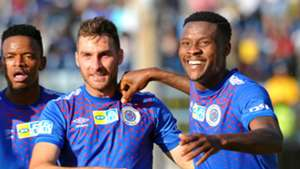 SuperSport United 3-3 Cape Town City: Gabuza saves point as Grobler strikes again