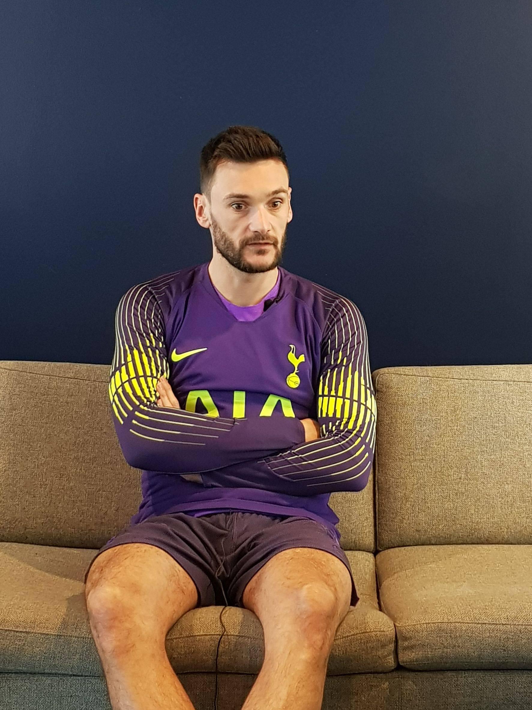 Hugo Lloris - Tottenham Hotspur 2019