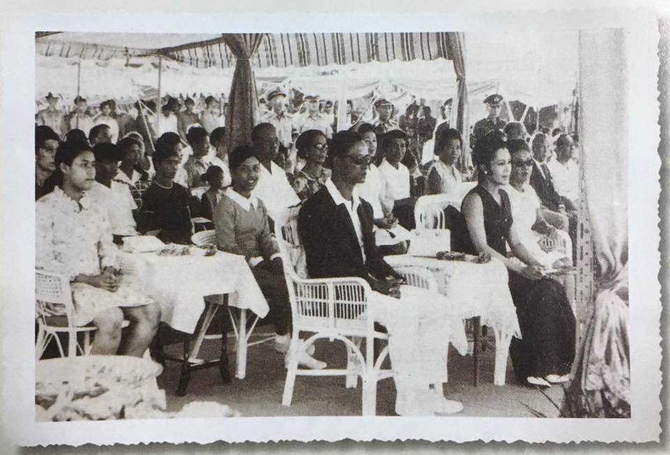 """ฟุตบอลไทยใต้ร่มพระบารมี """"พระราชานักพัฒนา"""""""