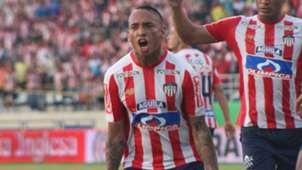 Jarlan Barrera Junior de Barranquilla Pasto Liga Aguila 2018