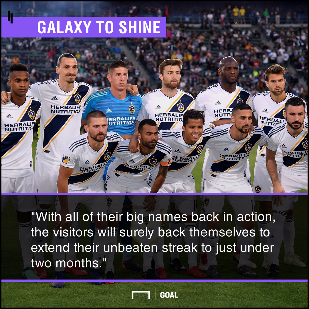 Philadelphia Union v LA Galaxy betting preview