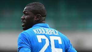 'I don't know' - Man United and City target Koulibaly not sure of Napoli stay