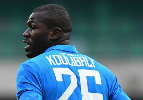 Man Utd target Koulibaly unsure of Napoli future