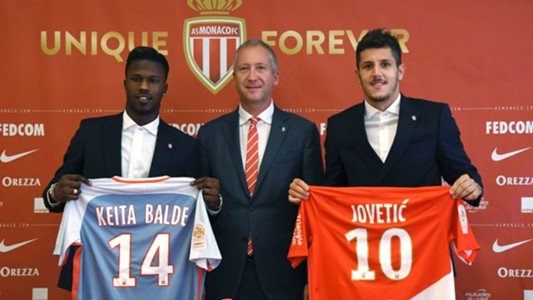 Stevan Jovetic Monaco