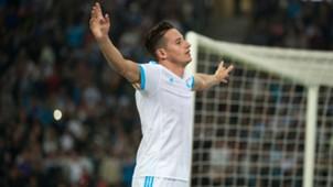 Florian Thauvin Marseille Toulouse Ligue 1 24092017