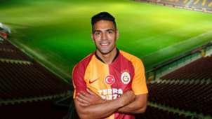 Radamel Falcao Galatasaray 09022019